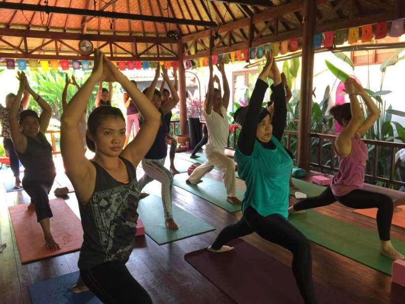 ashtanga yoga bali