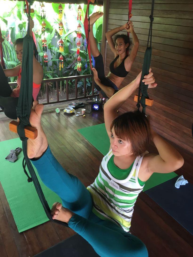 bali flyhigh yoga