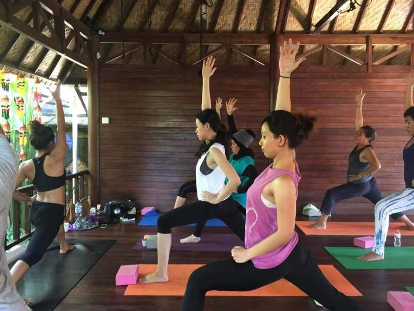 bali vinyasa yoga